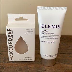 Elemis Papaya enzyme peel & silicone applicator